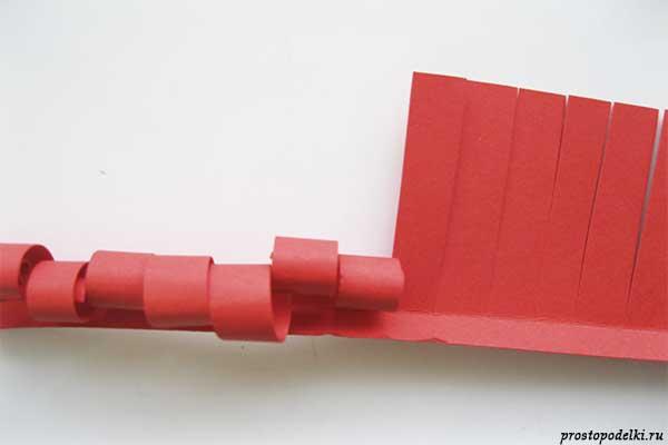 Гиацинт из бумаги своими руками