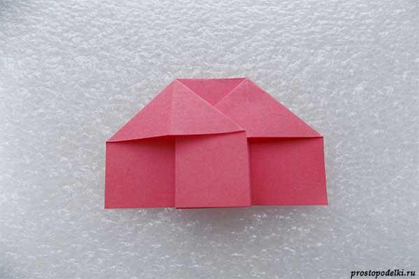 Стул из бумаги-08