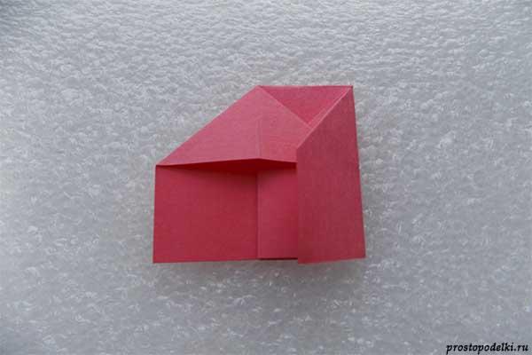 Стул из бумаги-09