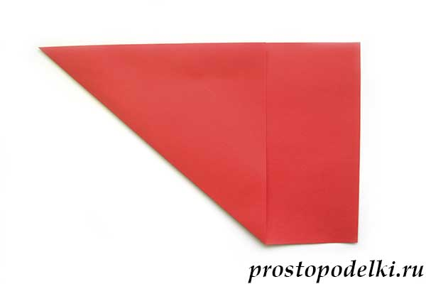 Ракета оригами-03