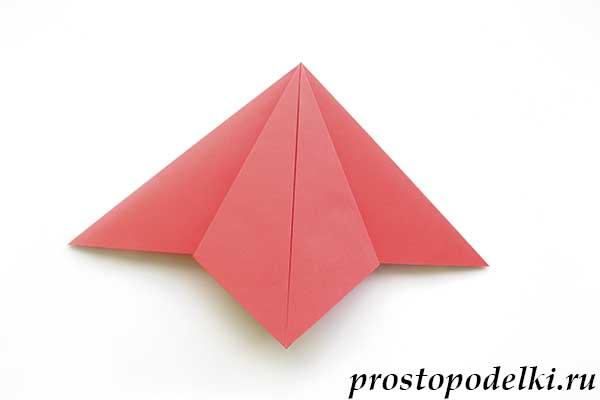 Ракета оригами-12