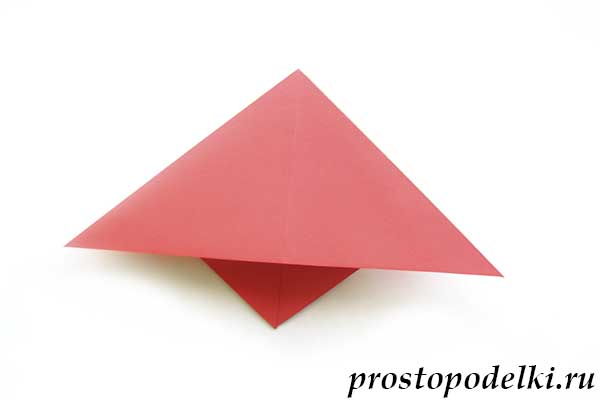 Ракета оригами-13