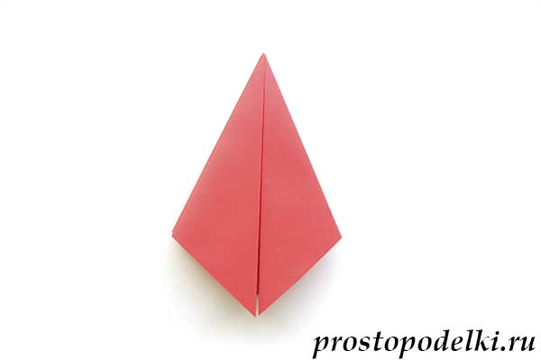 Ракета оригами-14