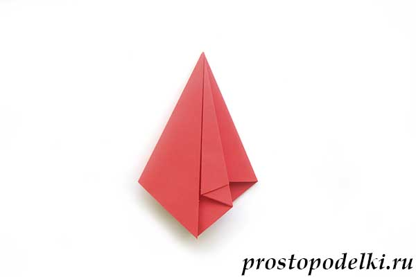 Ракета оригами-15